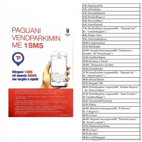 SMS PARKING PER WEB 2